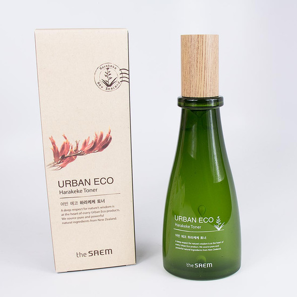 THE SAEM URBAN ECO HARAKEKE TONER 8806164102534