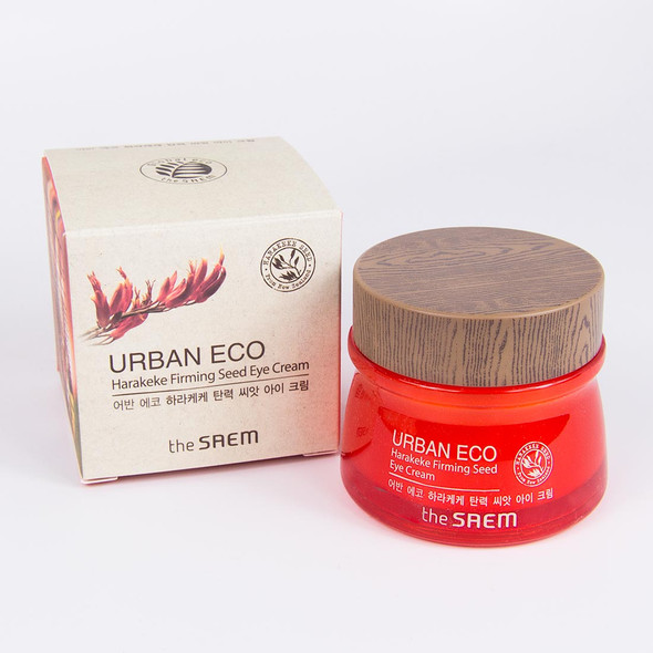 THE SAEM URBAN ECO HARAKEKE FIRMING SEED EYE CREAM 8806164138885