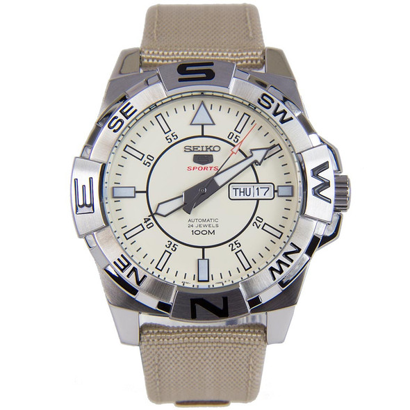 SEIKO 5 SPORTS AUTOMATIC WATCH SRPA67K1