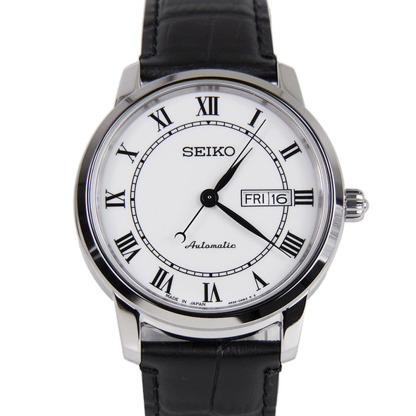 SEIKO PRESAGE 24 JEWELS WATCH SRP761J
