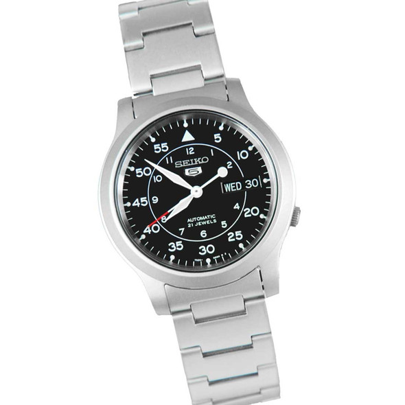 Seiko 5 Automatic Mens Watch SNK809K1 SNK809