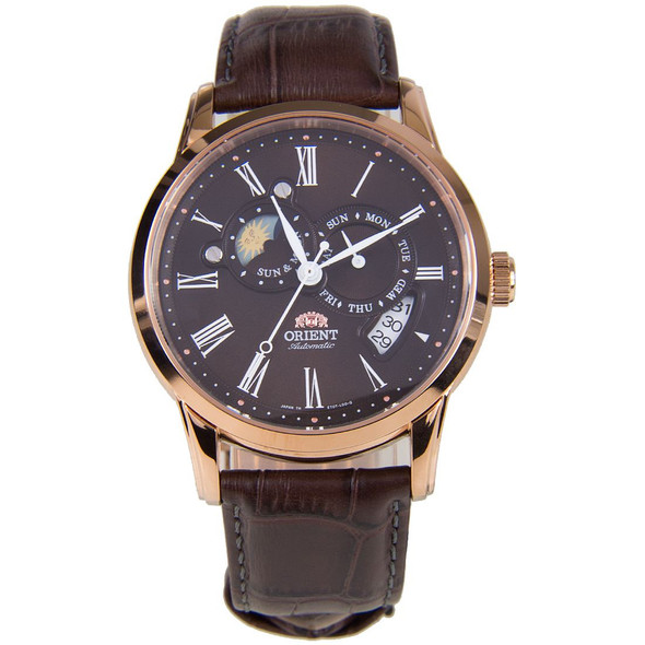 SET0T003T0 ORIENT SUN AND MOON WATCH