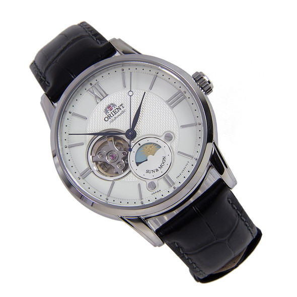 RA-AS0005S00B RA-AS0005S Orient Sun Moon Gents Watch