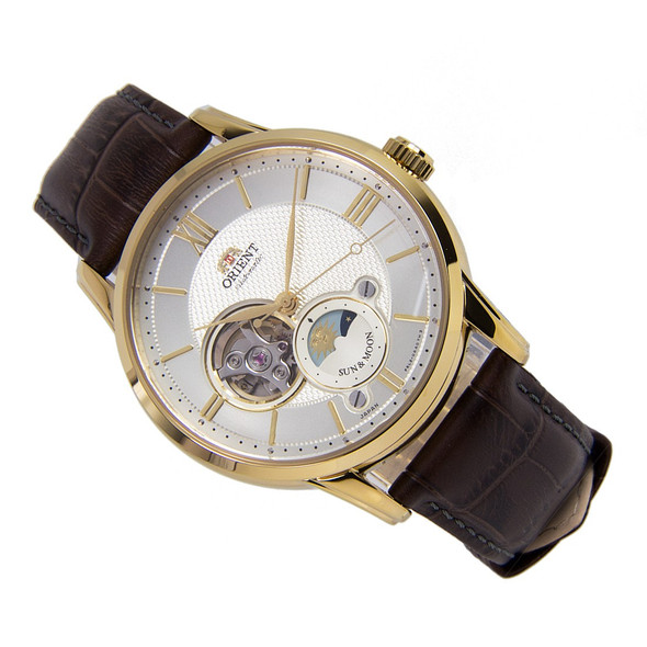 RA-AS0004S00B RA-AS0004S Orient Sun Moon Gents Watch