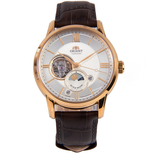 RA-AS0003S00B RA-AS0003S Orient Sun Moon Gents Watch