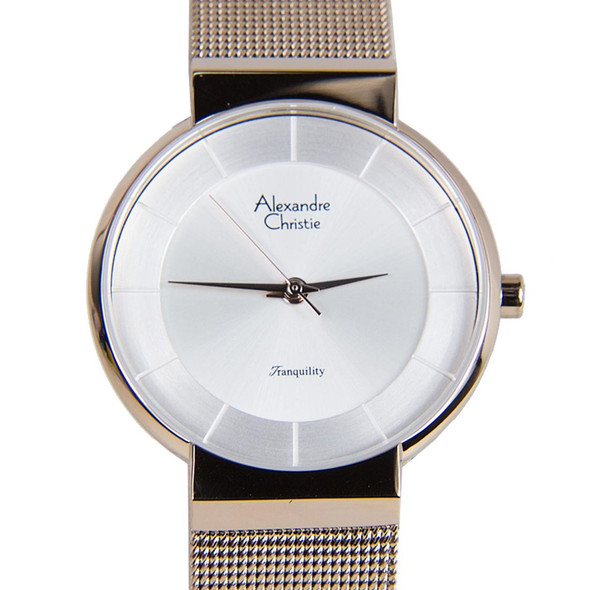 ALEXANDRE CHRISTIE TRANQUILITY FEMALE WATCH 8523LHBCGSL