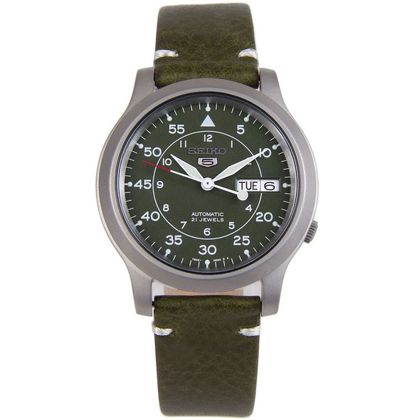 Seiko 5 SNK805K2 Military Watch