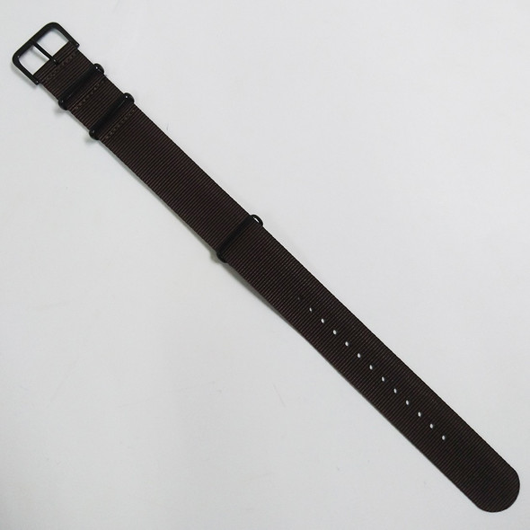 Nylon Brown Band