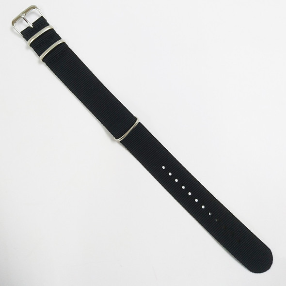 Black Nylon Band