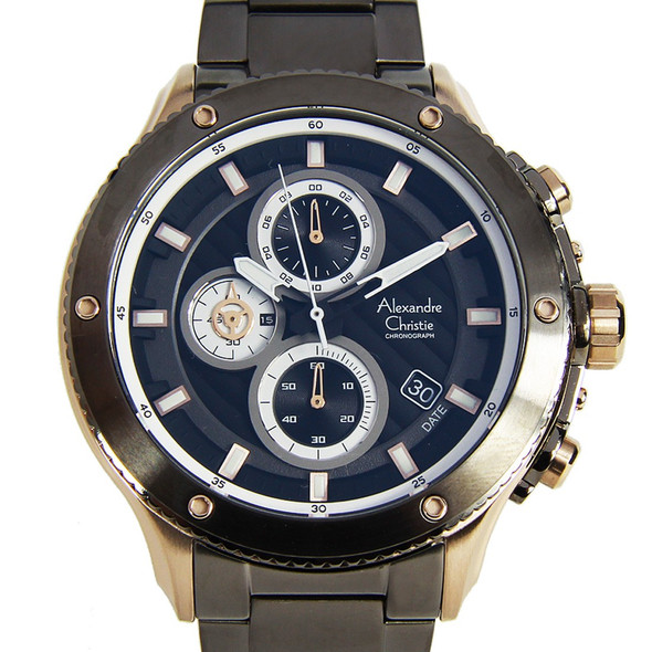 Alexandre Christie 6489MCBGCBA Watch