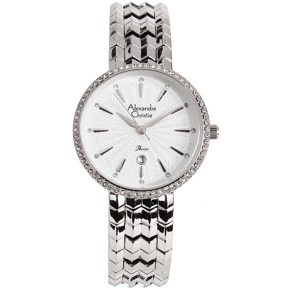 Alexandre Christie 2742LDBSSSL Watch