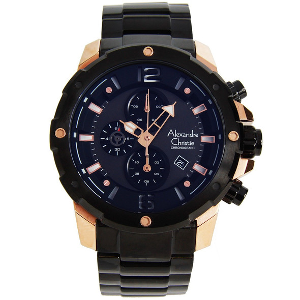 Alexandre Christie 6410MCBBRBA Watch