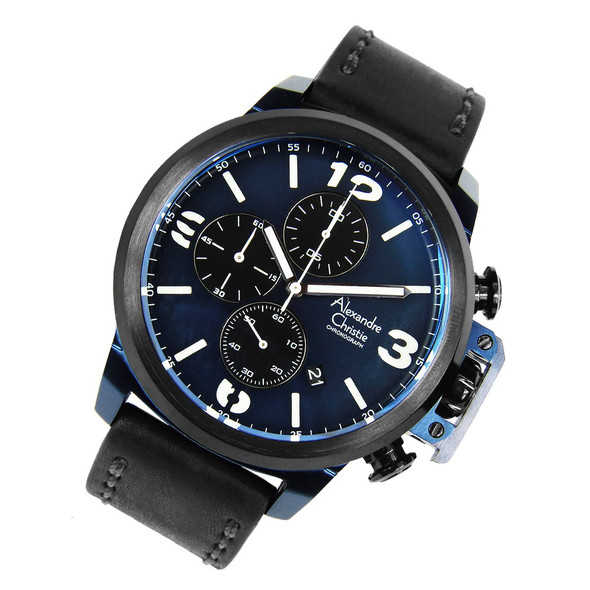 Alexandre Christie Watch 6280MCLUBBA
