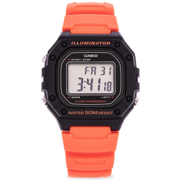 W-218H-4B2 Casio Digital Watch