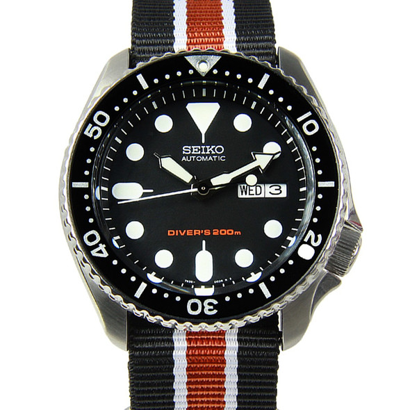 SKX007J1 Seiko Divers Watch