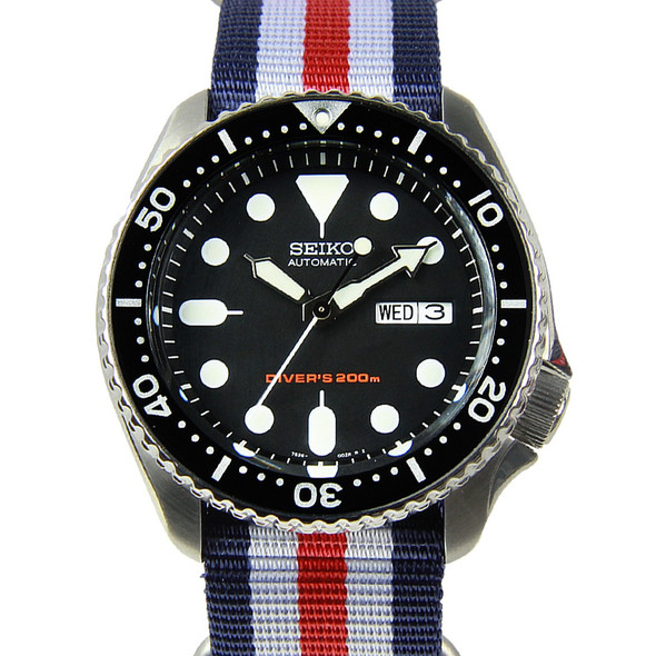 Seiko Watch SKX007J SKX007J1