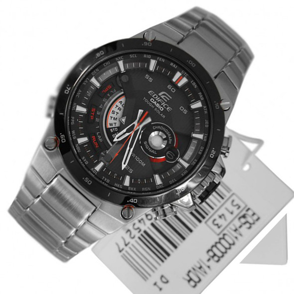 Casio watch EQS-A1000DB-1AVDR