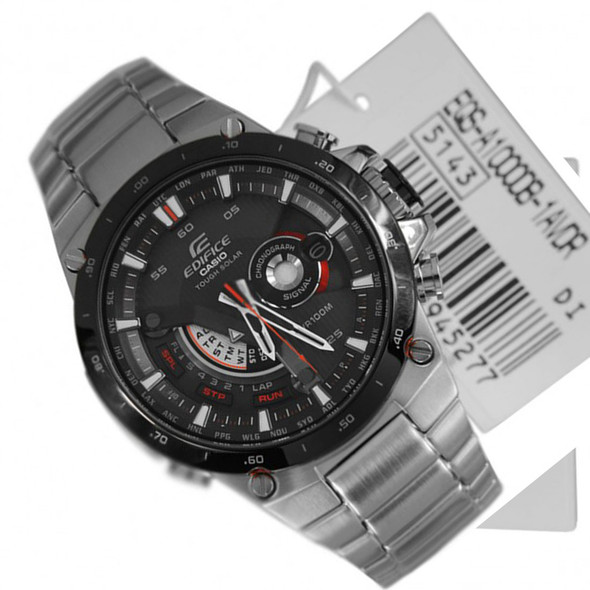 Casio Edifice EQS-A1000DB-1AVDR Red Bull