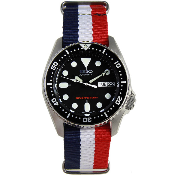 SKX013K1 Seiko Suba Divers Watch