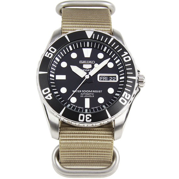 Seiko 5 Sports Male Watch