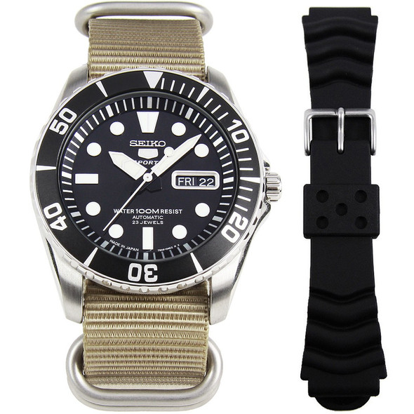 SNZF17J2 Seiko Made in Japan Watch