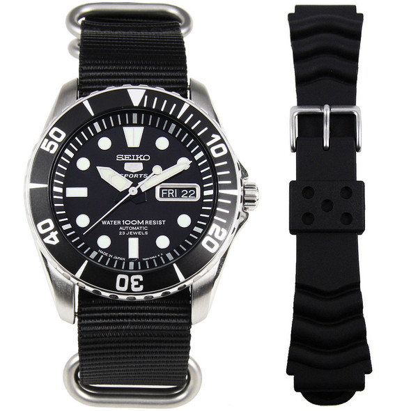 Seiko 5 Made in Japan Watch SNZF17J2