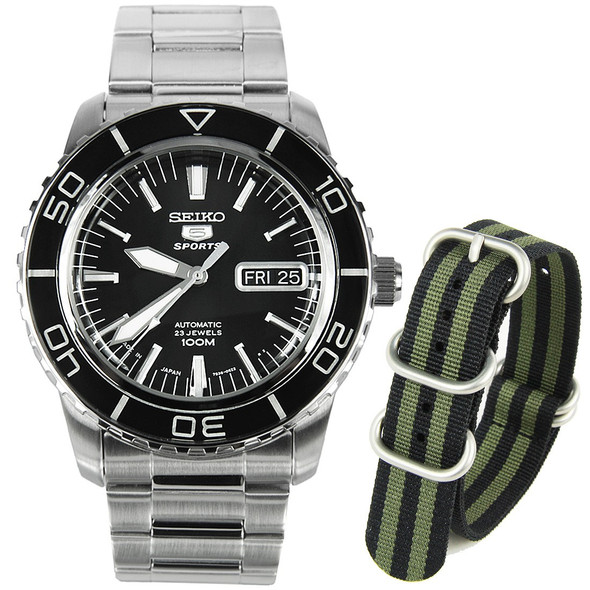 SNZH55J1 Seiko 5 Sports Watch