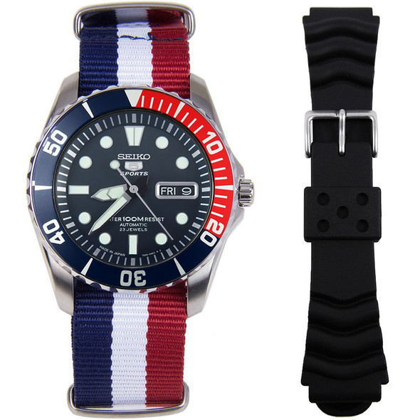 SNZF15J2 Seiko 5 Sports Watch
