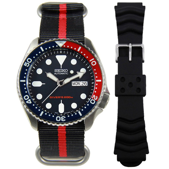 Seiko SKX009K1 Dive Watch
