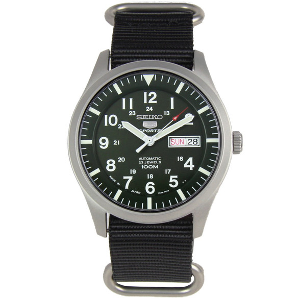 Seiko 5 Sports Analog Watch SNZG09J