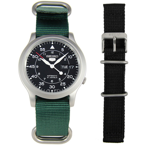 SNK809K2 Seiko 5 Automatic Watch