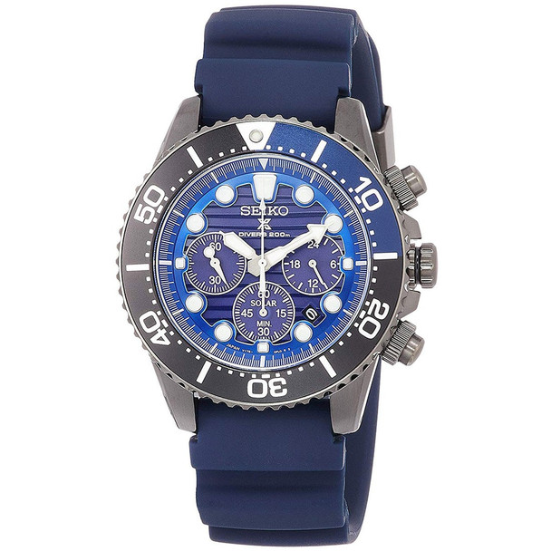 SBDL057 Seiko Save the Ocean Watch