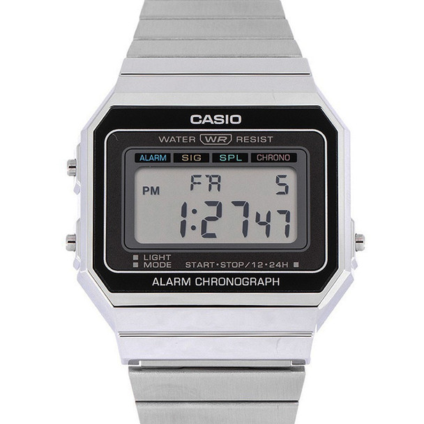 Casio Unisex Watch A700W-1A