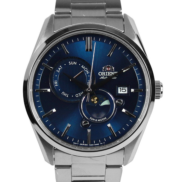 RA-AK0303L10B Orient Sun & Moon Automatic Watch