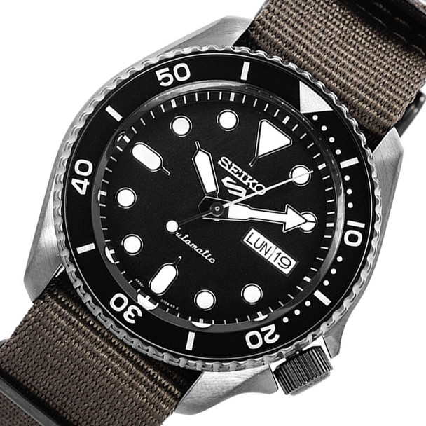 Seiko 5 SRPD65 Automatic Watch