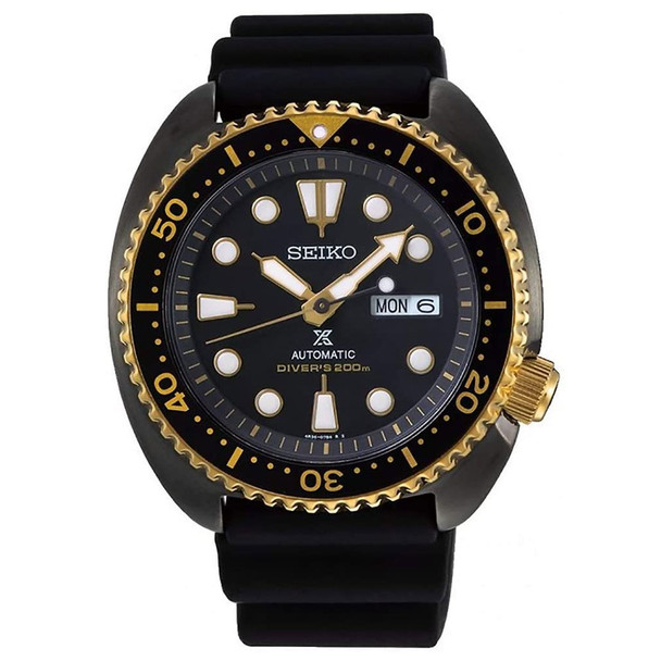 Seiko SRPD46 Automatic Turtle Watch