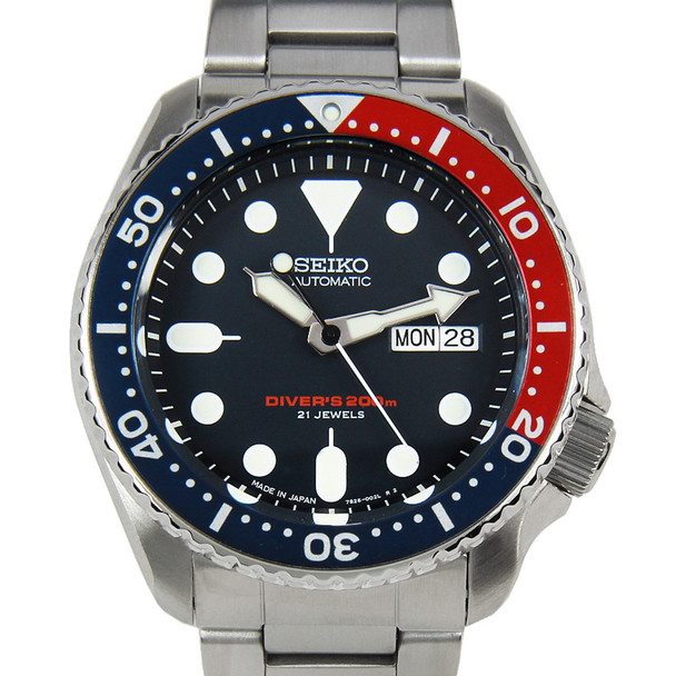 SKX009J Solid oyster Seiko