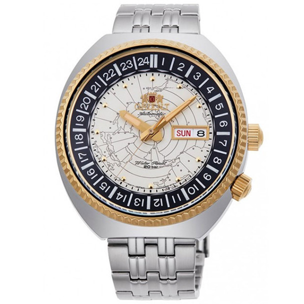 RA-AA0E01S Orient Revival Watch