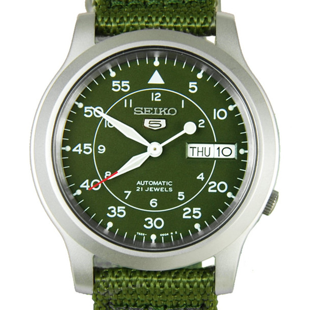 Seiko watch SNK805K2