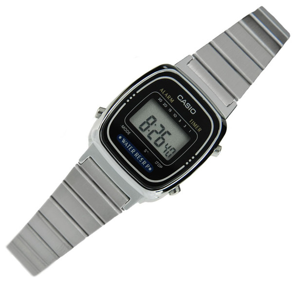 Casio watch LA670WA-1DF