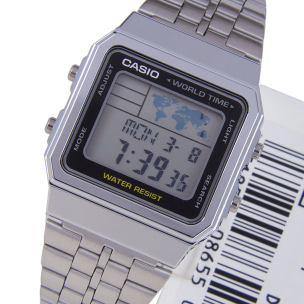 Casio Digital Watch A500WA-1DF