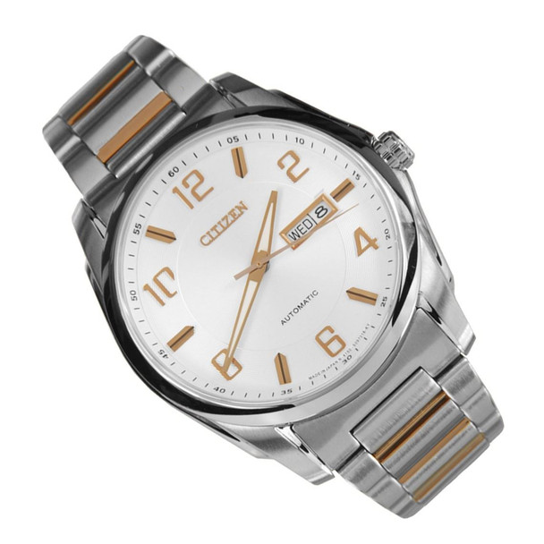 Citizen Two Tone Watch NP4020-60A