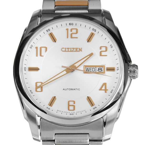 Citizen Mechanical Two Tone