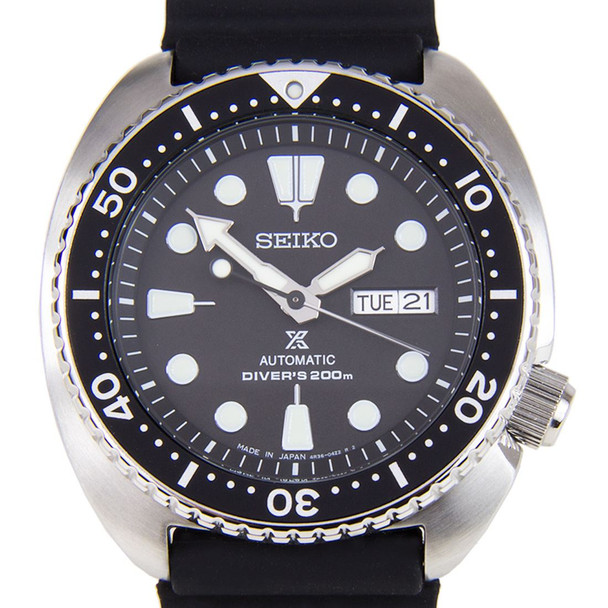Seiko Prospex Turtle Automatic Watch SRP777J1