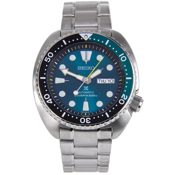 SEIKO PROSPEX GREEN TURTLE LIMITED EDITION SRPB01K1