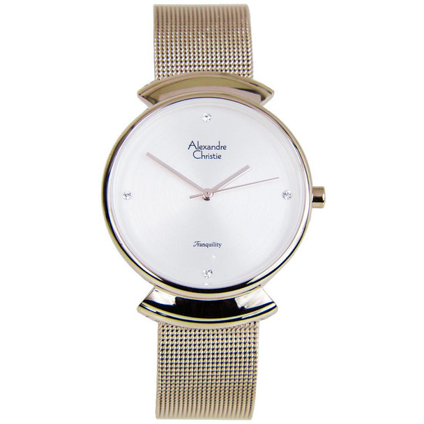 Alexandre Christie Ladies 2639LHBGPSL