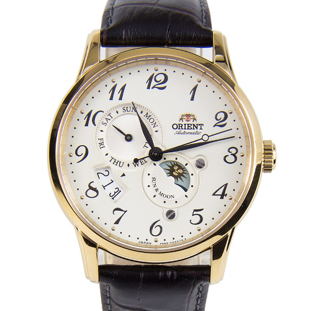 RA-AK0002S Orient Sun & Moon Watch