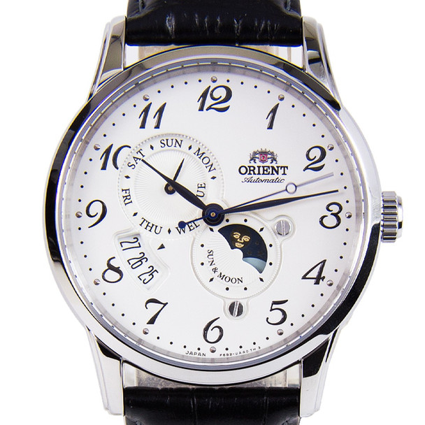 RA-AK0003S Orient Sun & Moon Watch