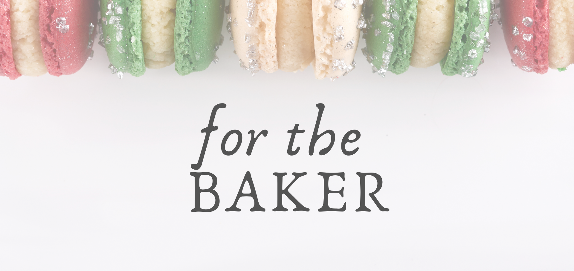 gifts for the bakery, bakery ornaments, baker christmas present