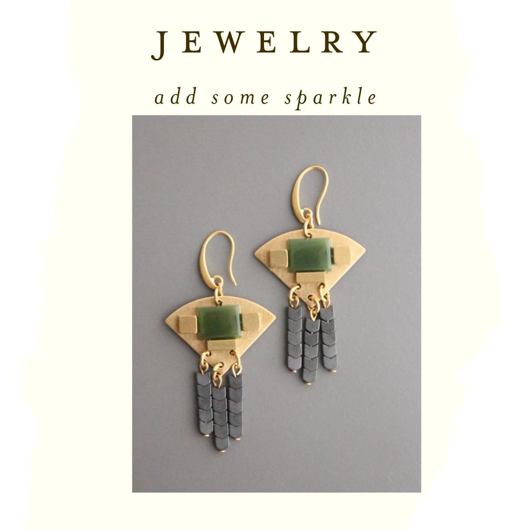 Perch Home Jewelry | Designer Demi Fine Jewelry